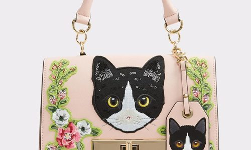 Dear Cat Ladies and Lads You Need This Bag!