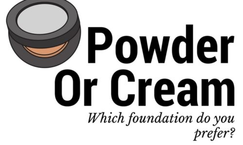 This or That Beauty: Cream or Powder Foundation ?