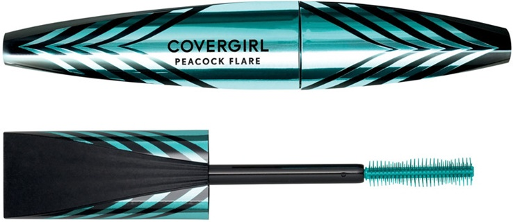 Covergirl Peacock Flare Mascara