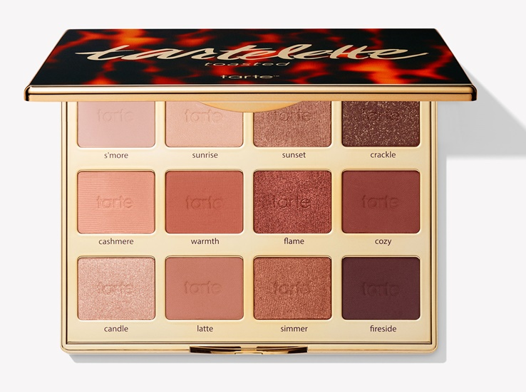 Tarte Tartelette Toasted Eyeshadow Palette Finally Arrives