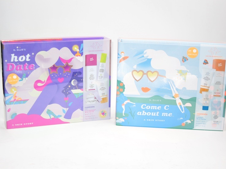 Two Great Drunk Elephant Skincare Kits to Haul