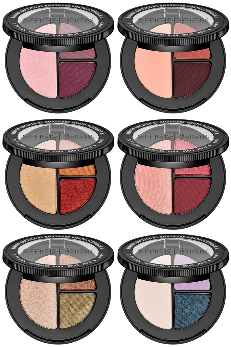 Smashbox Photo Edit Eyeshadow Trio For Spring 2018 Musings Of A Muse
