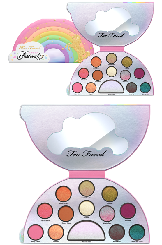 Too Faced Unleashed the Unicorns Today