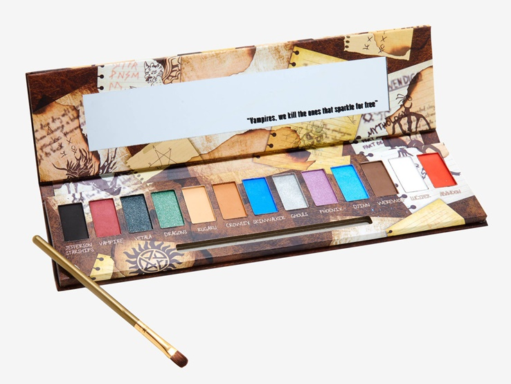 Supernatural Eyeshadow Palette