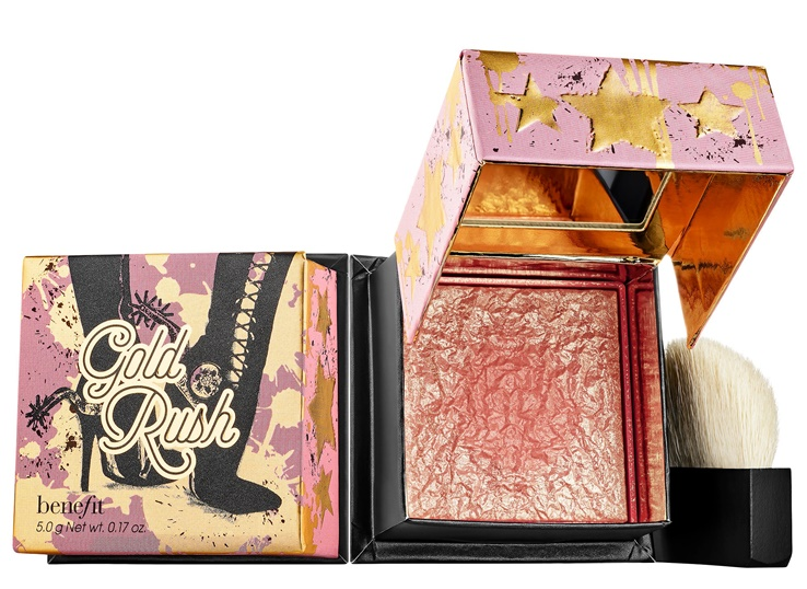 Benefit Gold Rush Blush Brings Warm, Golden Nectar to Our ...