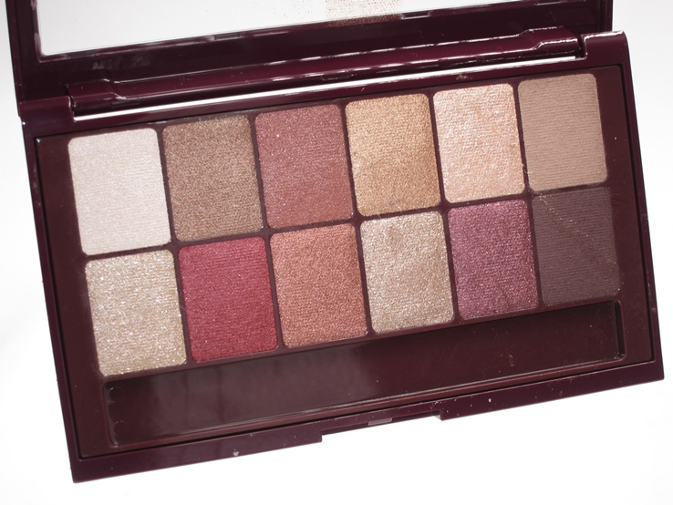 f786ae3df41 Maybelline Burgundy Bar Eyeshadow Palette Review & Swatches – Musings of a  Muse