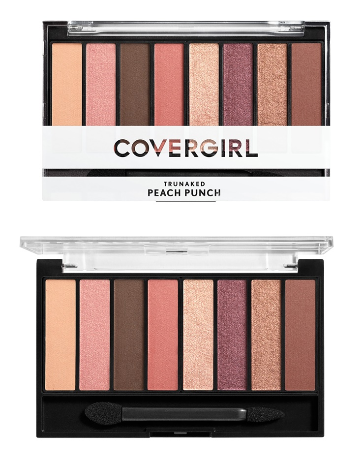 Covergirl Peaches Amp Chocolate Collection Features Some