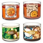 Bath & Body Works Fall 2018 Candles Arrive