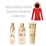 Bath & Body Works Sweater Weather Is Now Fragrance and Body Care Collection