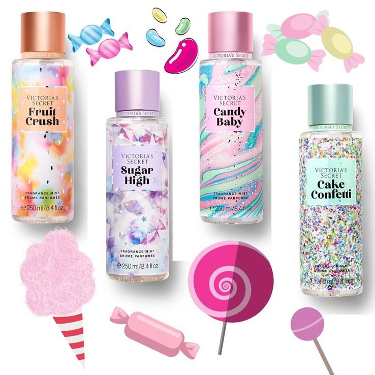 d30b91a26e316 Victoria's Secret Sweet Fix Fragrances Are a Sugary Treat for ...