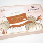 Too Faced Pumpkin Spice and Everything Nice Eyeshadow Palette Review & Swatches