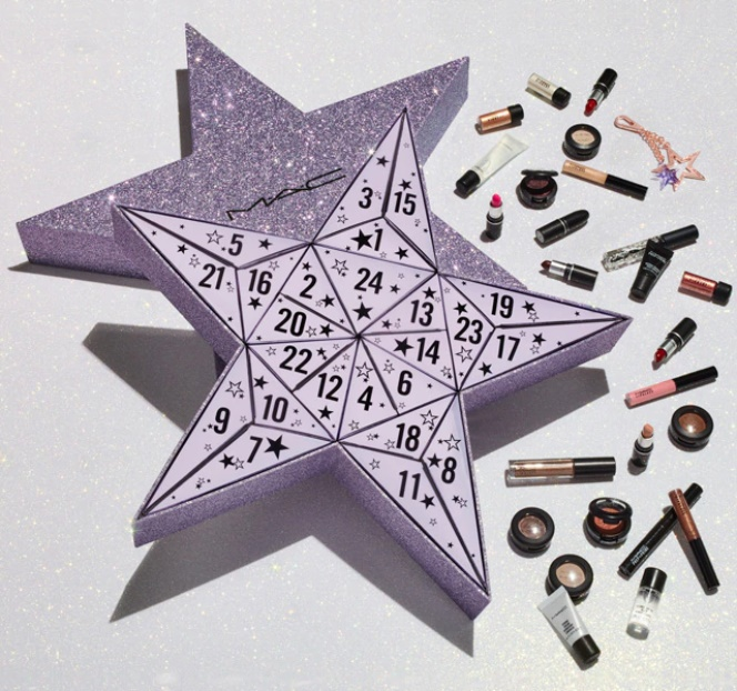 MAC Stars For Days Advent Calendar Arrives and It's Massive