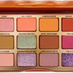 Too Faced Pumpkin Spice Eyeshadow Palette Now At Sephora and Ulta