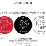 10% Off for Sephora BI Starts Now
