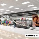 Sephora at Kohl's List of Locations Opening Soon