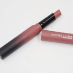 Maybelline Color Sensational Ultimatte Slim Lipstick Review & Swatches