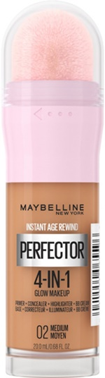 Maybelline Instant Age Rewind Instant Perfector 4-In-1 Glow Makeup for Summer 2021
